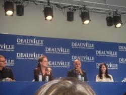 """La conférence de presse de Meryl Streep pour """"Le"""