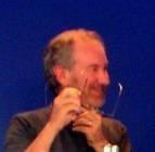 Steven Spielberg pour la conférence de presse de