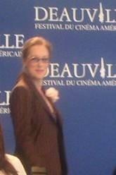 """Meryl Streep à la conférence de presse du """"Diable"""