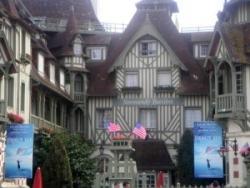 Le Normandy à l'heure du festival...