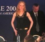Nicole Kidman en conférence de presse