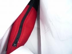 Photos tutos trousse rouge et noire