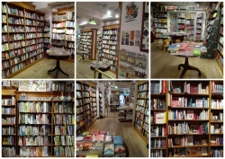 Daunt Books - Holland Parke Ave London