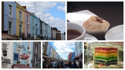 Notting Hill, Portobello road