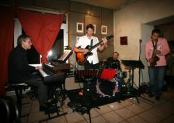 Cabeza Azul en concert