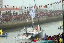 Départ Vendée Globe 2008-2009