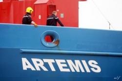 naufrage Artémis (2)