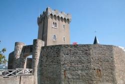 Vue de la Tour d'Arundel