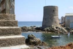 La tour génoise de Tollare