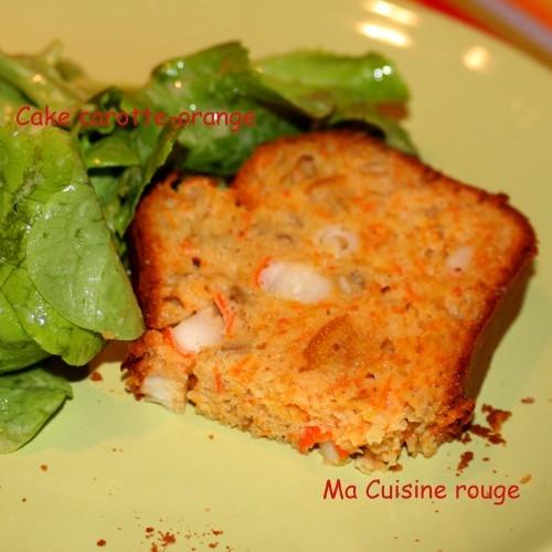 Chambre De Jeune Fille Ikea : Cake carotteorange  Ma Cuisine rouge