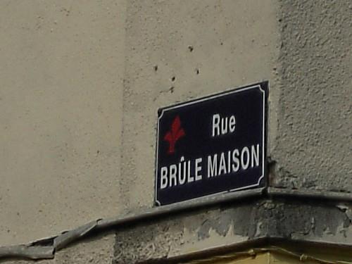 Le nom d 39 une rue de lille brule maison for 82 rue brule maison lille