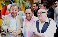 Avec P. Wermus et M. Blanc