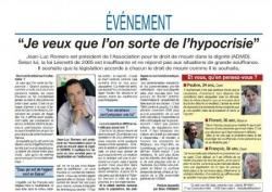 Libération (Caen) juin 2010