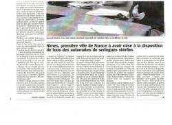 La Marseillaise - 20 décembre 2008 (suite)