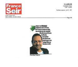 France Soir 11 juin 2009