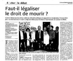 Nouvelle République du Centre - 7 fev 2009