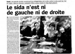 La Marseillaise - 20 décembre 2008