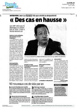 Presse Océan - 17 avril 2009