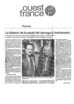 Ouest France - 3 mars 2009