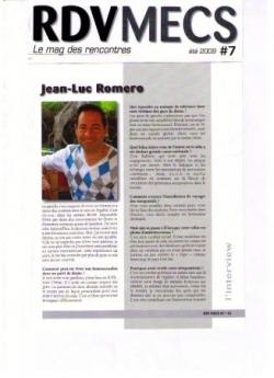 RDVMecs - été 2009