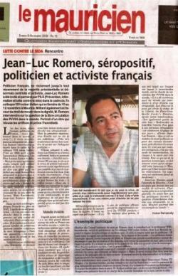 Le Mauricien (Ile Maurice) Nov 2008