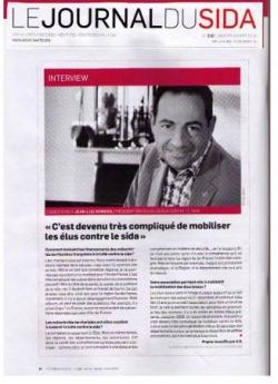 Journal du sida - 1er trimestre 2009