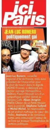 Ici Paris - 24 aout 2011