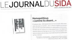 Journal du sida - juillet 2011