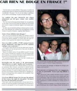 RDV Mecs - juillet/août 2011