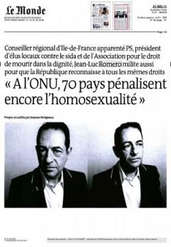 Le Monde - 21 mai 2011 (1)