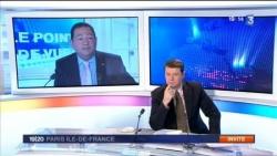 Présentation de candidature sur France 3 le 7.01.1