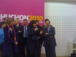 Avec A. Hidalgo, C. Girard et R. Féraud