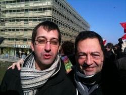 Campagne sur les canaux de Paris - 7 mars 2010