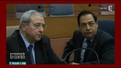 Avec JP Huchon aux EG d'ELCS - 2008