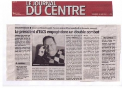 Journal du Centre - 28 mai 2010