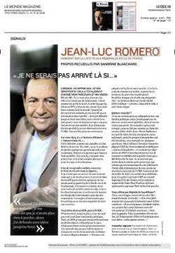Le Monde Magazine - 12 fev 2010
