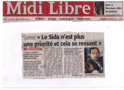 Midi Libre - 19 décembre 2009