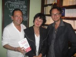 Avec Dominique Bertinotti et Florent Massot