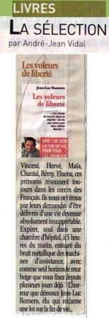 France Antilles -mag télé - 28 nov 2009