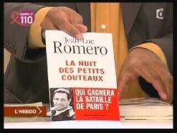 Mon dernier livre présenté sur France Ô