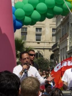 Gay Pride 2009 de Marseille