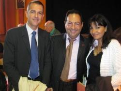 Avec Anne Hidalgo et Gilles Allayrac