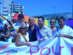 Gay Pride à Marseille