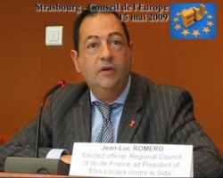 Intervention au Conseil de l'Europe 15 mai 2009