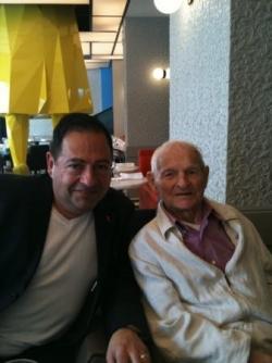 Rencontre avec Rudolf Brazda, dernier survivant de