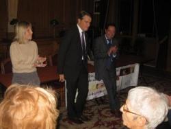 Avec Patrick Bloche - 28 octobre 2009
