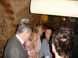 Avec Edwige Antier et Cécile Renson