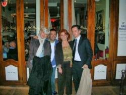 Avec Françoise de Panafieu et Muriel Schor