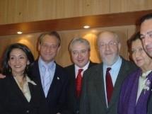 Huchon, Delanoë, Rossinot, Veil et Guedj