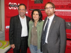Avec Eddie Aït - 19 nov 2008